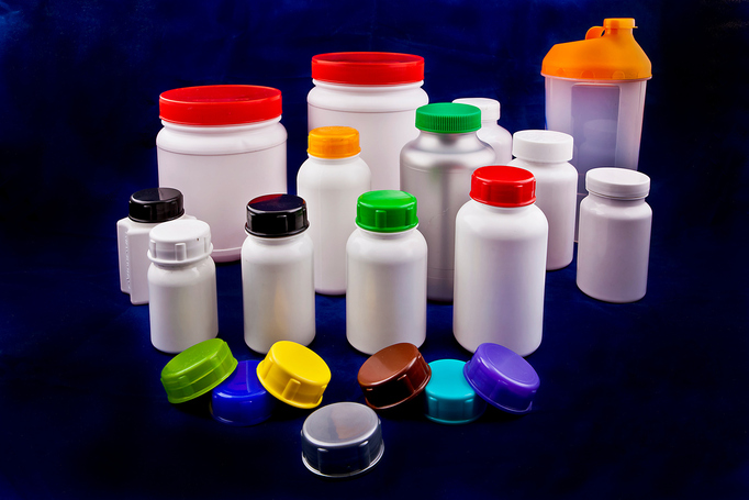 Plastic Vitamin Tablet Containers and Bottles | Foil Seals